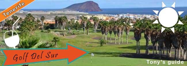 Tonys Guide to Golf Del Sur